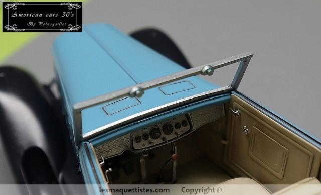 Cadillac cabriolet V16 Fleetwood. 1931  Jo-Han  1/24 - Page 8 048_8011