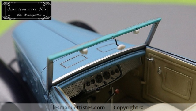 Cadillac cabriolet V16 Fleetwood. 1931  Jo-Han  1/24 - Page 8 049_8014