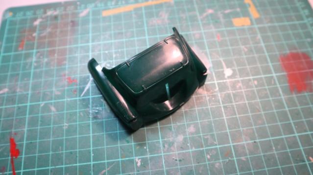 Comme Manu : défi montage: Lincoln Continental 48' de chez Pyro 06310