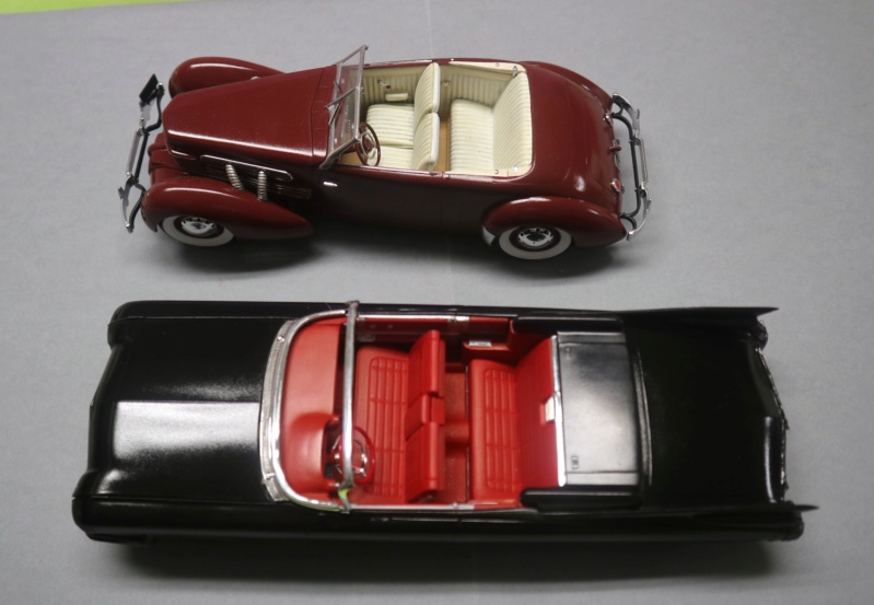 Défi peinture: Cadillac 59'   Monogram 1/25 - Page 4 08810