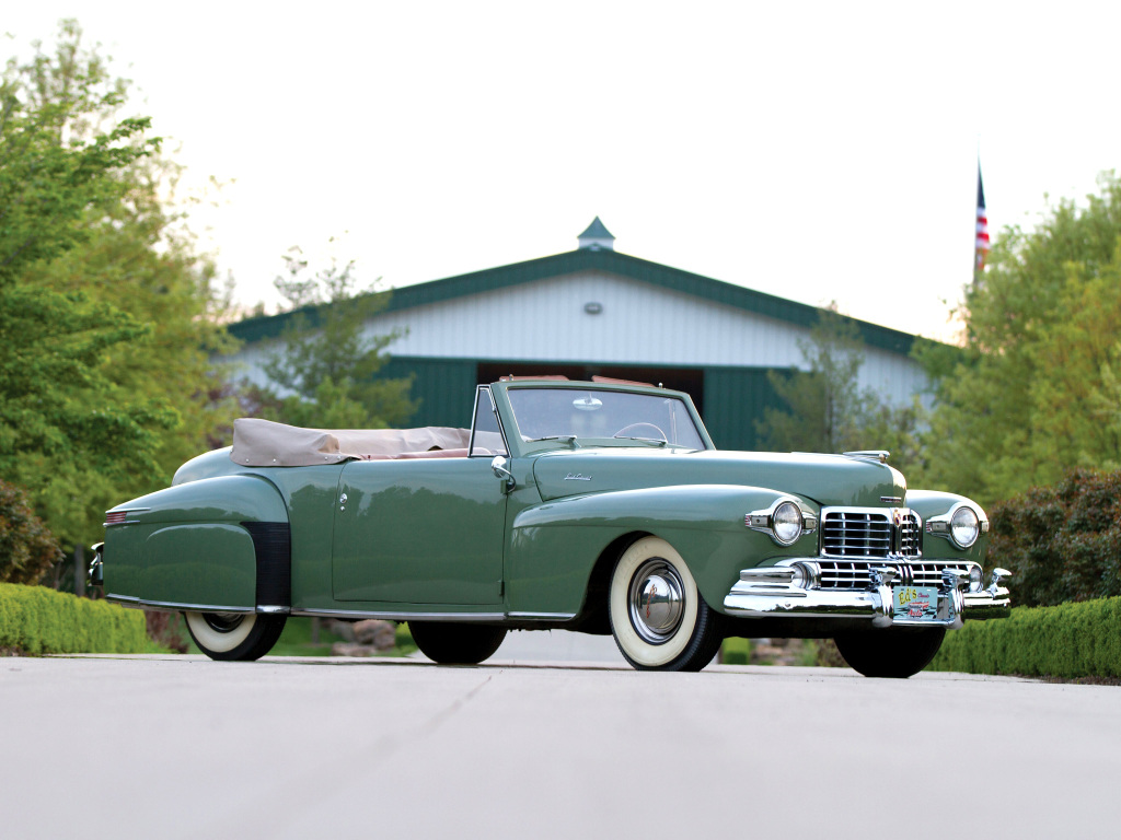 Lincoln Continental 1948 ( Pyro 1/25) - Page 2 10410