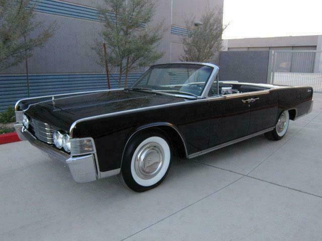 Lincoln Continental 65' convertible 11286410