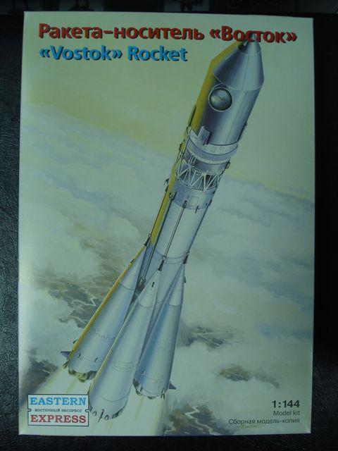 Lanceur R7 A1 porteur de Vostok 1 de chez AIRFIX au 1/144eme 1445110