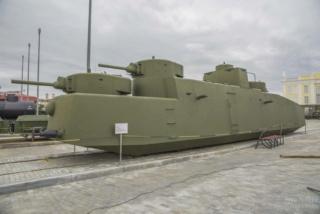 Motorized Armored Railcar MBV-2 au 1/72 de chez Military UM technics 15386612