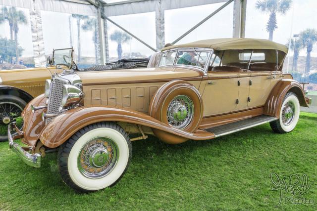 Ouvre boite Italeri *** Chrysler Imperial Phaeton *** 18775310