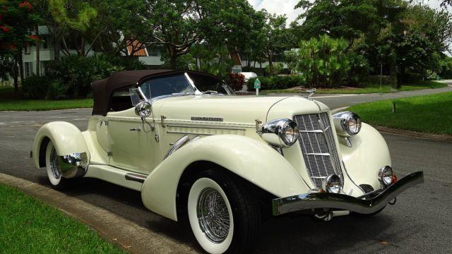 Auburn Speedster 851 de 1935........ Lindberg  1/25 1936-a10