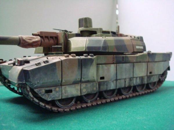 AMX 56 - LECLERC - HELLER 1/35  27613210