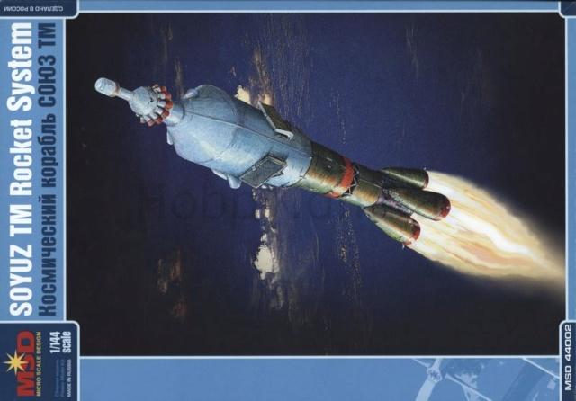 Lanceur R7 A1 porteur de Vostok 1 de chez AIRFIX au 1/144eme 4400210