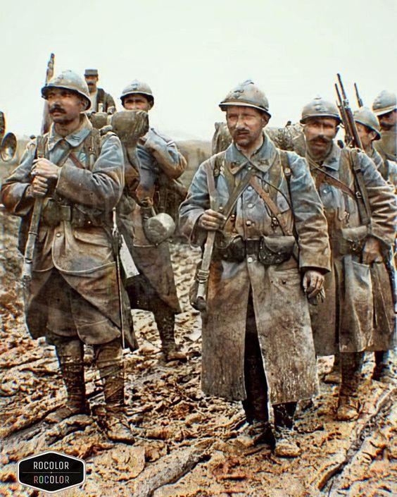 Pas-à-pas, Verdun 1916- Relève à Vaux Chapitres (1/35) terminé (p7) - Page 4 51ca1e10