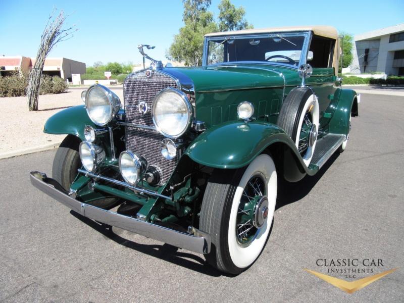 JO-HAN    Cadillac cabriolet V16 Fleetwood.  1/24 580_fe10