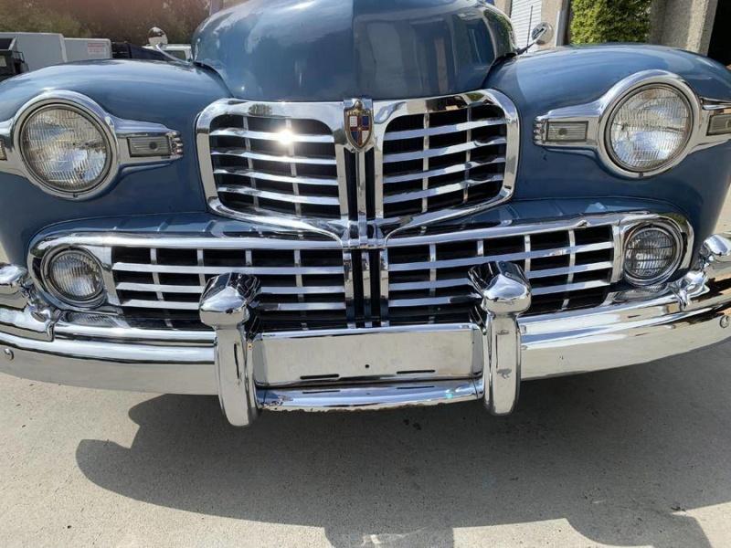 Comme Manu : défi montage: Lincoln Continental 48' de chez Pyro 66867211