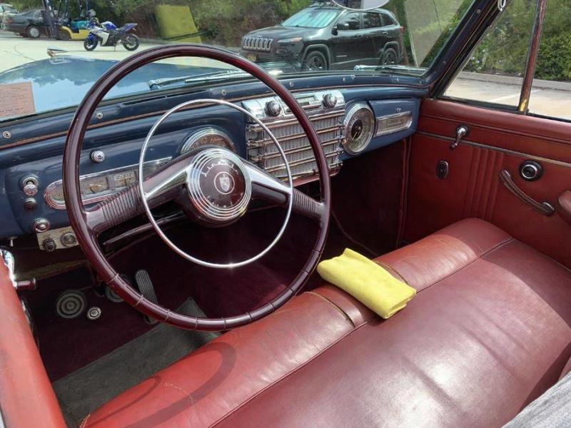 Comme Manu : défi montage: Lincoln Continental 48' de chez Pyro 66867212