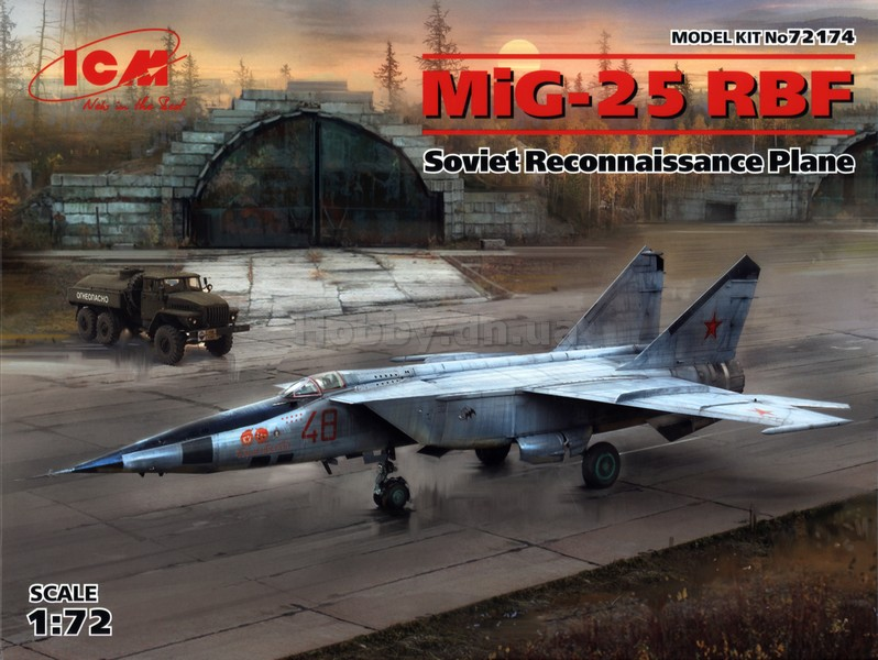 MIG 25 RB (1/72 ICM) - Page 4 7217410
