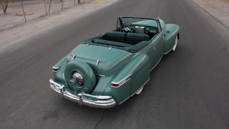 Comme Manu : défi montage: Lincoln Continental 48' de chez Pyro - Page 7 76d97910