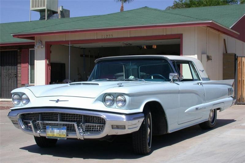 Défi montage maquette : AMT réf. 1135 1960 Ford Thunderbird 1/32 *** Terminé en pg 4 Bb8ab810