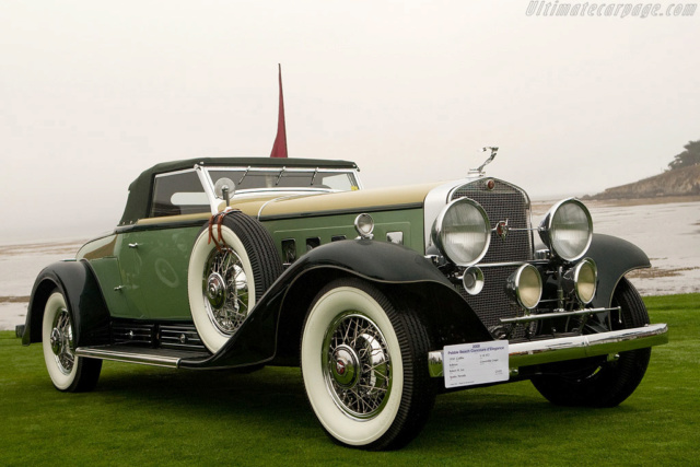 Ouvre Boite JO-HAN    Série Classic : Cadillac V-16 cabriolet 1931  Cadill11