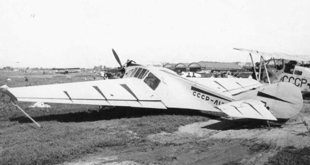 Lisichkin NIAI Fanera 2 ( Mikro- Mir 1/72) Fanera10
