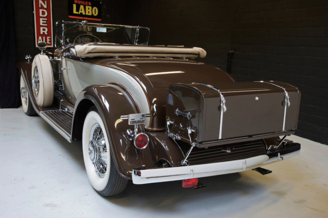 Cadillac cabriolet V16 Fleetwood. 1931  Jo-Han  1/24 - Page 3 Fleetw11