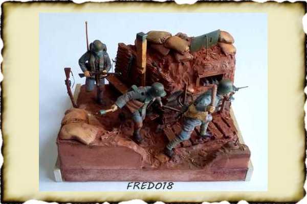 LES MAQUETTISTES , la vitrine des maquettistes Fredo112