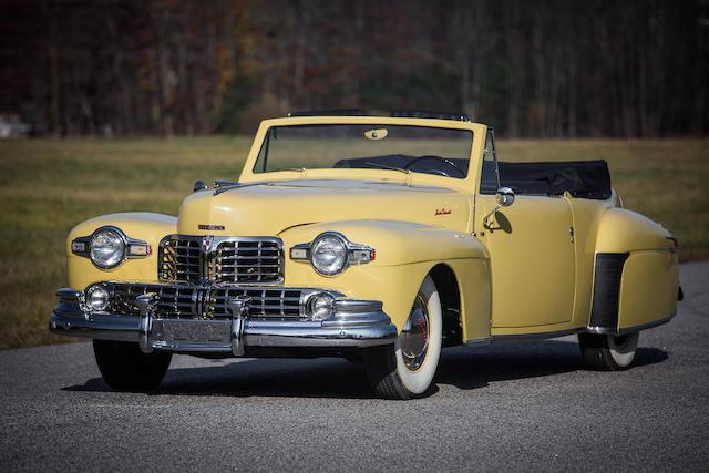 Lincoln Continental 1948 ( Pyro 1/25) Image10