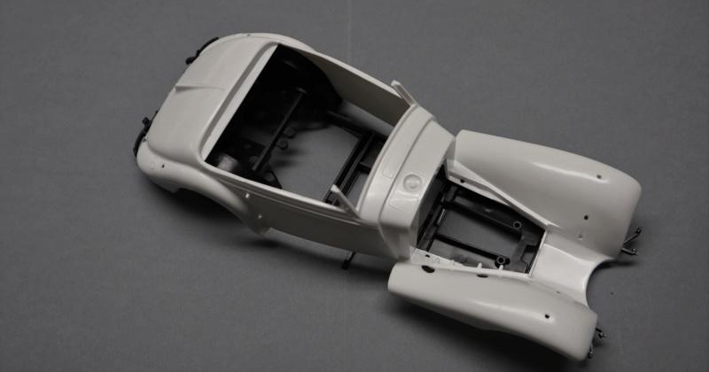 """Epave """"Barn find"""" Mercedes 540K....Revell 1/24 Img_0117"""