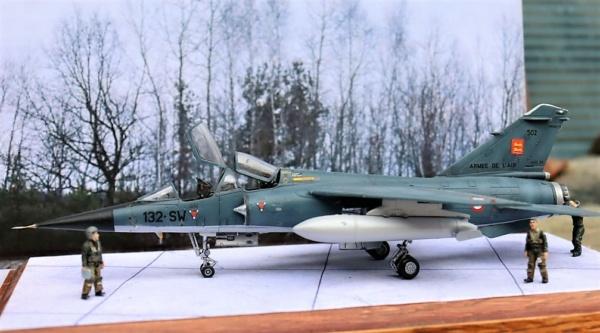 Mirage F1 B NORMANDIE NIEMEN ( special hobby 1/72) fini p4 - Page 4 Img_0174