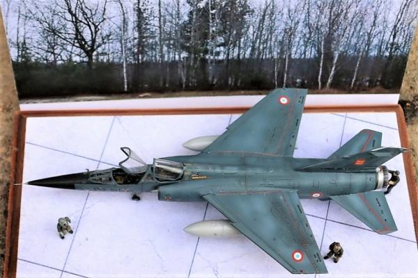 Mirage F1 B NORMANDIE NIEMEN ( special hobby 1/72) fini p4 - Page 4 Img_0175