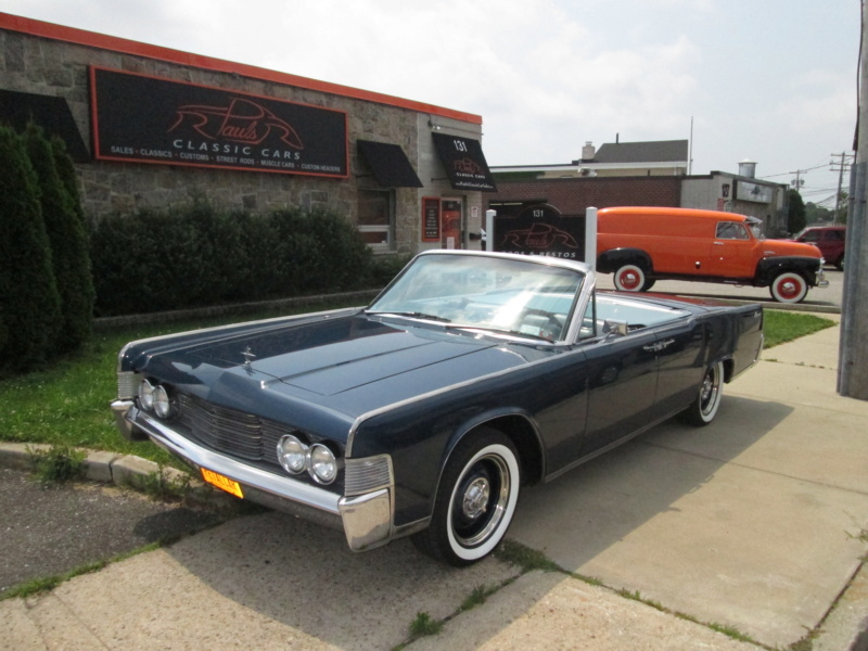 Lincoln Continental 65' convertible Img_0370