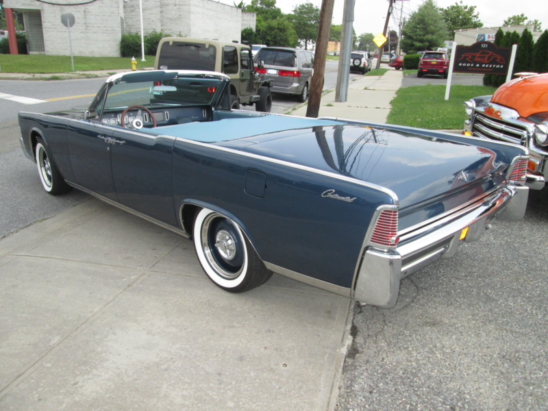 Lincoln Continental 65' convertible Img_0371