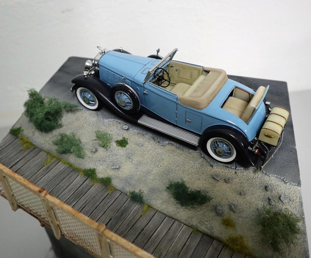 Cadillac cabriolet V16 Fleetwood. 1931  Jo-Han  1/24 - Page 15 Img_0713