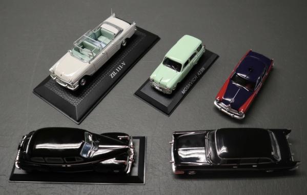Nouvelle lubie.....L'automobile russe en miniatures. - Page 2 Img_2526