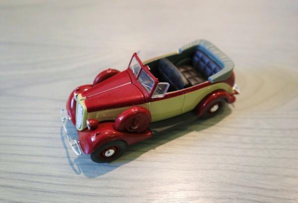 Nouvelle lubie.....L'automobile russe en miniatures. - Page 2 Img_2547