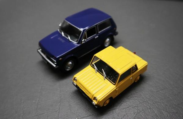 Nouvelle lubie.....L'automobile russe en miniatures. - Page 4 Img_2735