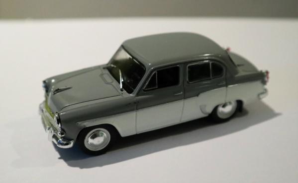Nouvelle lubie.....L'automobile russe en miniatures. - Page 6 Img_2762