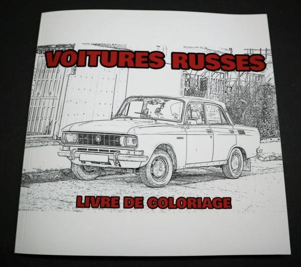Carnet de dessins......Voitures russes Img_3157