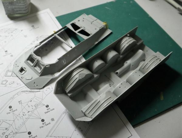 BRDM-2 Trumpeter 1/35. Pripyat 1986. Img_4327