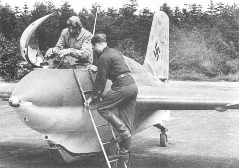 Me 163B Komet - Hasegawa - 1/32 (FINI) - Page 2 Me163-10