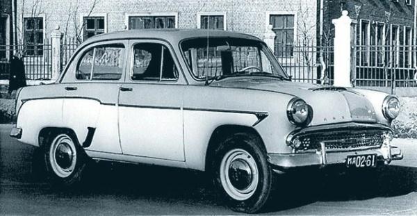 Nouvelle lubie.....L'automobile russe en miniatures. - Page 5 Moskvi11