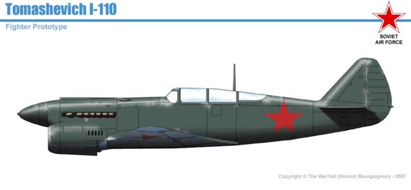 Tomashevitch I-110 P110