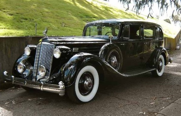 Cadillac cabriolet V16 Fleetwood. 1931  Jo-Han  1/24 - Page 6 Packar10
