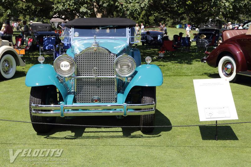 Ouvre Boite JO-HAN    Série Classic : Cadillac V-16 cabriolet 1931  Pk193010