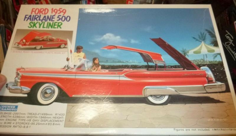 Défi montage maquette : AMT réf. 1135 1960 Ford Thunderbird 1/32 *** Terminé en pg 4 S-l16013