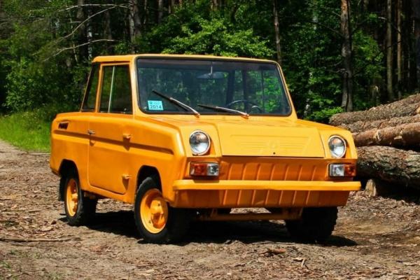 Nouvelle lubie.....L'automobile russe en miniatures. - Page 4 Smz-s-10