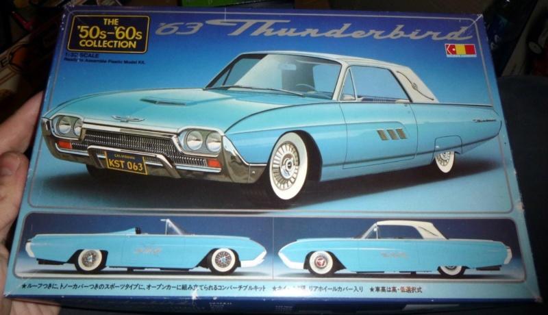 Défi montage maquette : AMT réf. 1135 1960 Ford Thunderbird 1/32 *** Terminé en pg 4 Tbird10