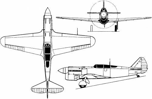 Tomashevitch I-110 Tomash10