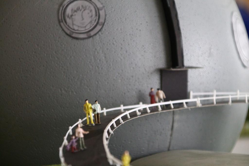 Maquettes de pavillons du Futuroscope par Nicoland - Page 4 Img_7910