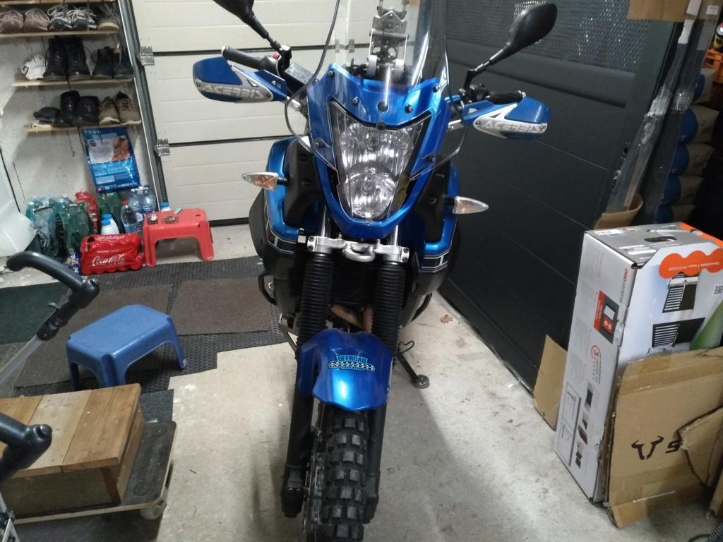 Yamaha 660 XTZ 2010 Img_2039