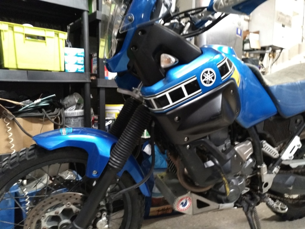 Yamaha 660 XTZ 2010 Img_2040