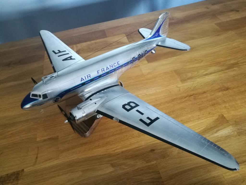 DC 3 Air France 1/48 Img_2029
