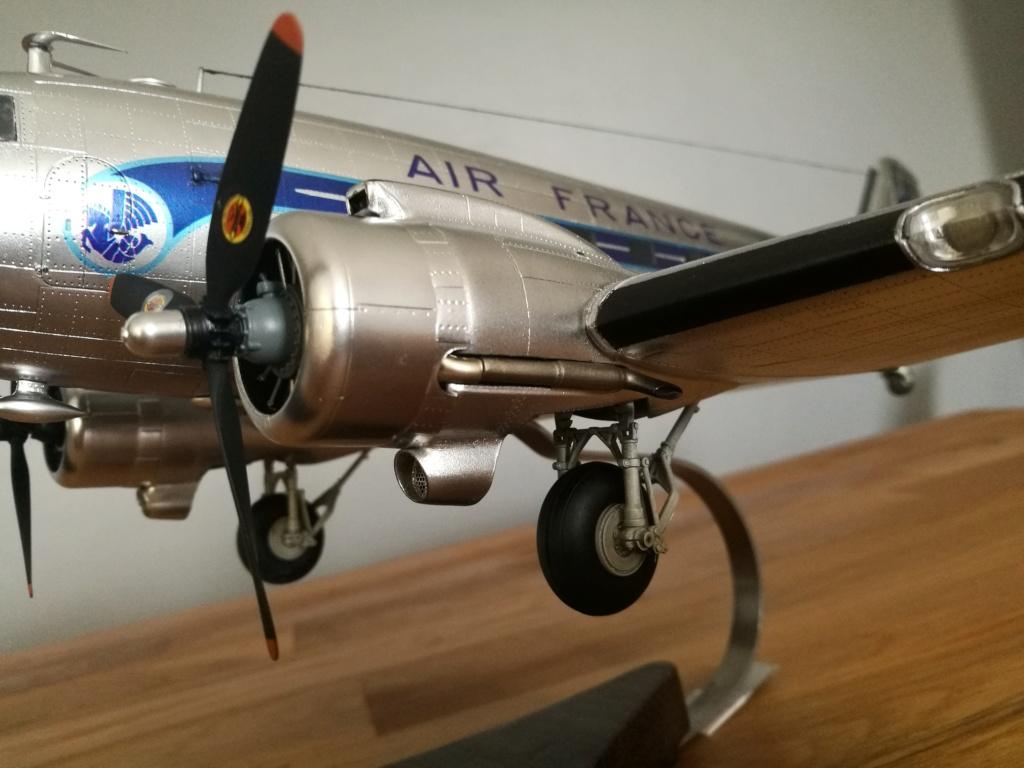 DC 3 Air France 1/48 Img_2031
